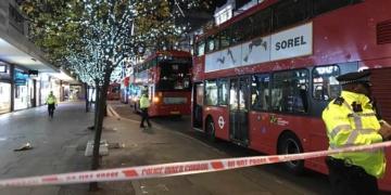 GB : l'incident à Oxford Street traité comme étant de nature «terroriste» (vidéo)