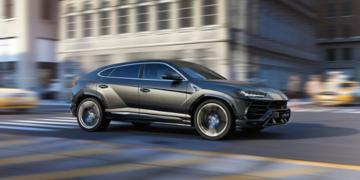 VIDEO. Lamborghini lance son SUV de luxe