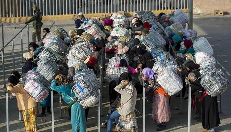 La situation humiliante et dégradante des « femmes mulets » marocaines