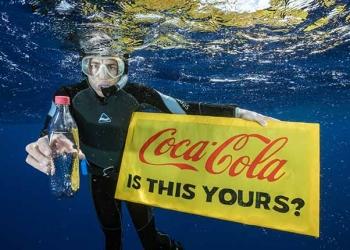 Coca-Cola, Pepsi et Nestlé plus gros pollueurs au monde