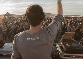 René Trabelsi donne le coup d'envoi du festival les «Dunes électroniques»