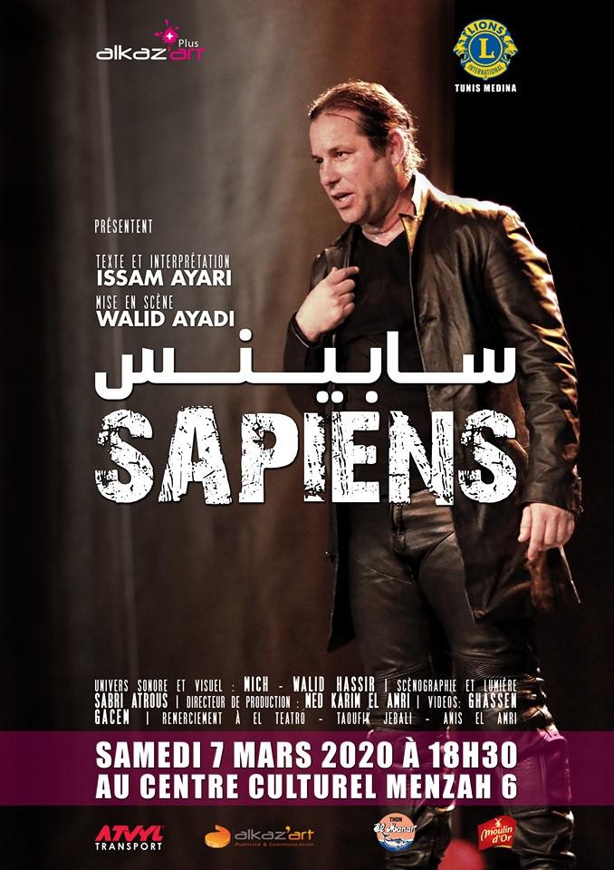 Théâtre : « Sapiens », une comédie hilarante pour la bonne cause