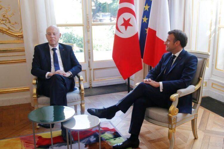 «La Turquie joue un jeu dangereux en Libye,» selon Macron