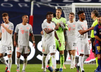 Le Bayern Munich colle un score sans appel au Barça et file en demi-finale