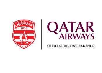 Signature d'un accord de parrainage de 4 ans entre Qatar Airways le Club Africain