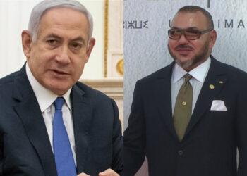 Benyamin Netanyahou invite le roi du Maroc à se rendre en Israël