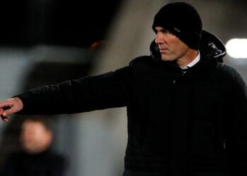 Zinédine Zidane a été testé positif à la Covid-19