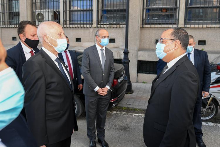 Tunisie : «Kaïs Said exige la démission de Mechichi avant tout dialogue national,» selon Taboubi