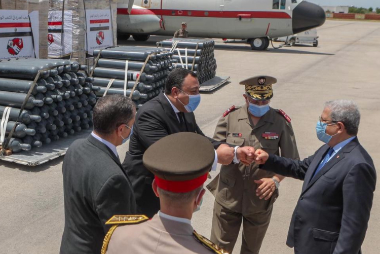 Plusieurs pays se disent prêtes à aider la Tunisie pour face à la pandémie de Covid-19