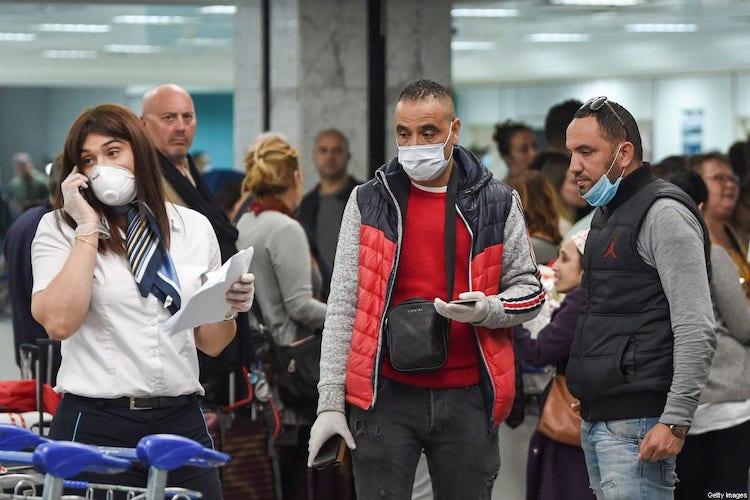 Conditions d'entrée sur le territoire tunisien