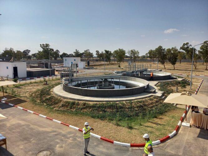 Tunisie : Inauguration d'une nouvelle station d'épuration des eaux usées