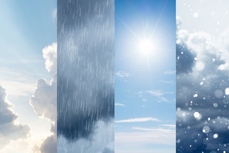 Météo : Cellules orageuses et pluies attendues