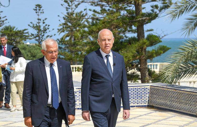 """Tunisie : """"Les développements à venir seront fondamentaux,"""" selon Borrell"""