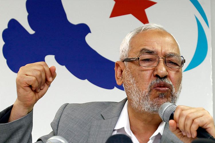 Tunisie : Ghannouchi défie ouvertement le président Kaïs Saïed